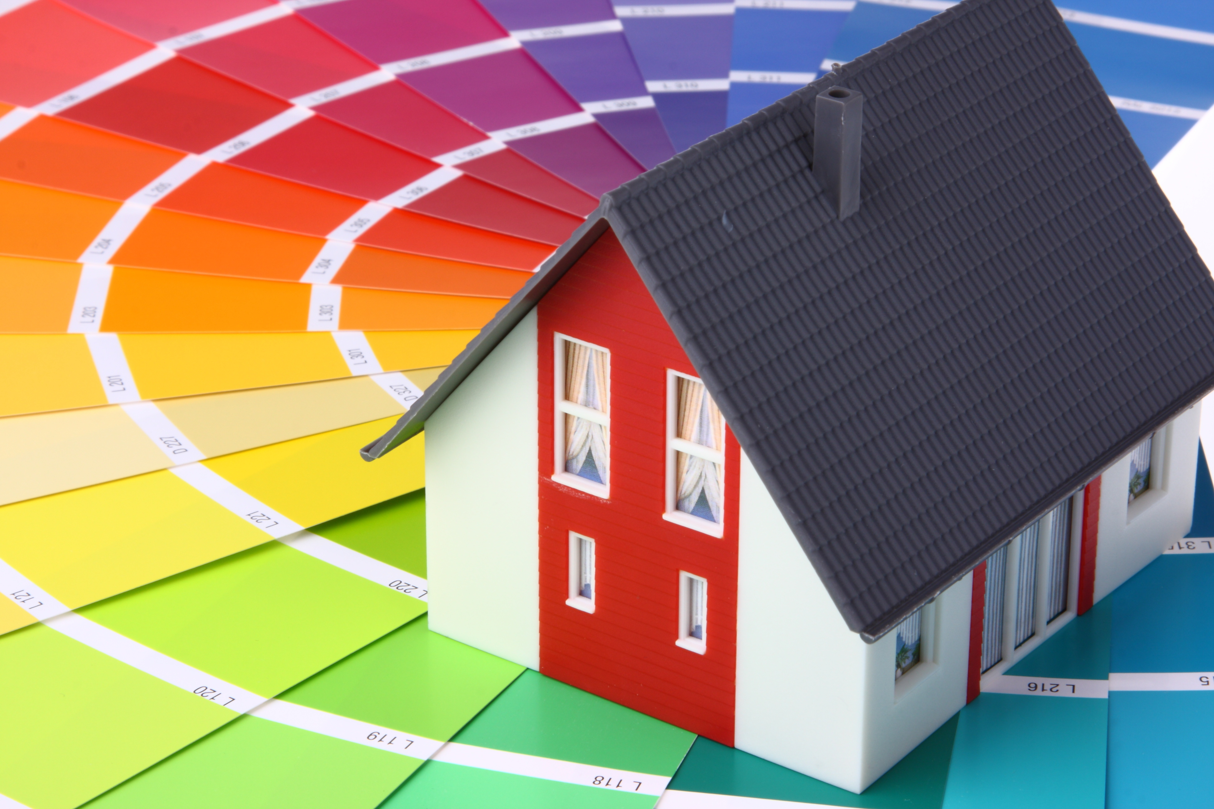 Think Pvc Trim Has A Small Range Of Paint Colors Think Again Azekexteriors